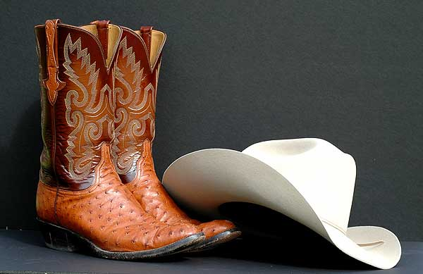 Country Cowboy Boots - Yu Boots